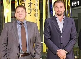 「ウルフ・オブ・ウォールストリート」PRで日本を訪れたふたり「ウルフ・オブ・ウォールストリート」