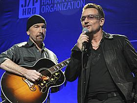 「U2」のボノとエッジが長年の友人 ジョン・カーニー監督最新作を強力サポート「ONCE ダブリンの街角で」