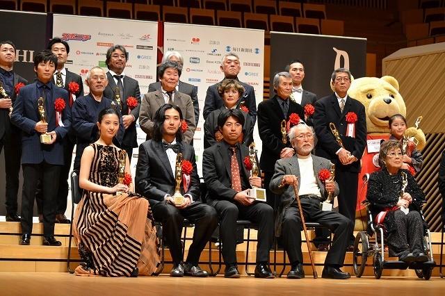 「舟を編む」石井裕也監督&松田龍平、大賞受賞に「喜びをかみしめている」