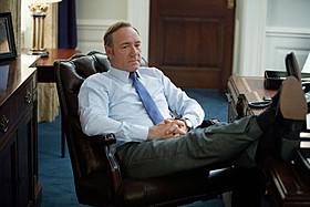 デビッド・フィンチャー監督が制作総指揮を 手がける政治スリラーの「House of Cards」