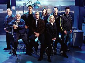 「CSI:科学捜査班」の一場面