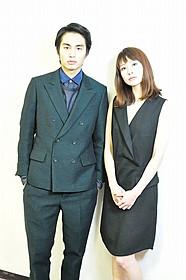 撮影を振り返った中村蒼と大塚千弘「希望」