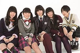 女子高生5人組が主人公のガールズアクションムービー「ハイキック・エンジェルス」