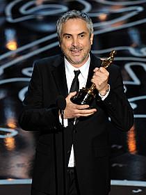 監督賞はアルフォンソ・キュアロン監督の手に「ゼロ・グラビティ」