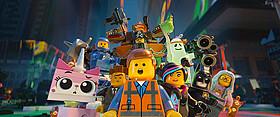 「LEGO(R) ムービー」は3位に「アンノウン」