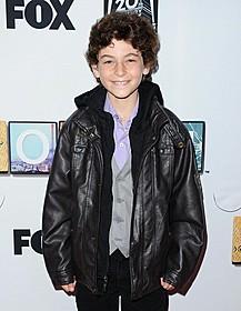 12歳の子役デビッド・マズーズ「バットマン」