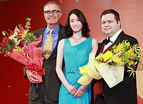 オペラ歌手ポール・ボッツ(右)が来日「ワン チャンス」