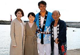 千葉・南房総市ロケに参加した吉永小百合ら「ふしぎな岬の物語」