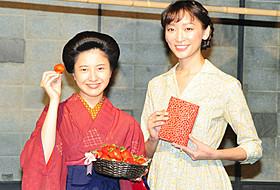 吉高由里子と杏「真夏の方程式」