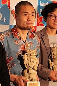 審査員特別賞を受賞した品川ヒロシ監督「サンブンノイチ」