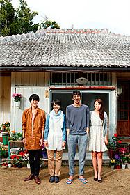沖縄県名護市が舞台のラブストーリー 「がじまる食堂の恋」「がじまる食堂の恋」