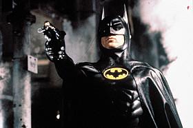 ティム・バートン版「バットマン」「バットマン」