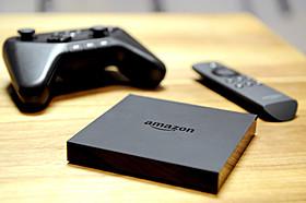 テレビ向けストリーミングデバイスAmazon Fire TV