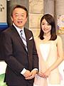 """井上真央、池上彰と初タッグ!テレ東50周年特番で""""案内人"""""""