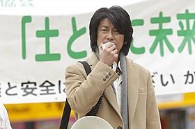 怪しげな団体の代表者に扮した永瀬正敏「まほろ駅前狂騒曲」
