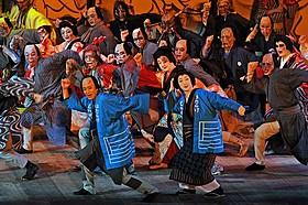 上映作品はクドカン作・演出の異色作 「シネマ歌舞伎 大江戸りびんぐでっど」「シネマ歌舞伎 大江戸りびんぐでっど」