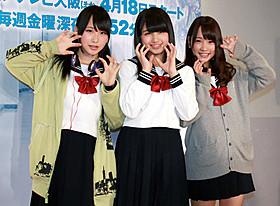 「AKB48」の次世代メンバーがゾンビドラマに挑戦「のぼうの城」