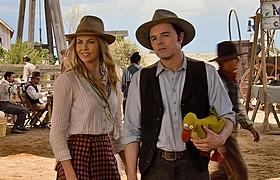 西部劇コメディ「荒野はつらいよ アリゾナより愛をこめて」「テッド」