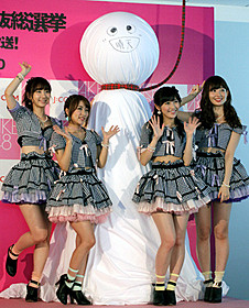 「AKB48選抜総選挙」は6月7日開催