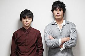 再共演を果たした染谷将太と伊藤英明「WOOD JOB!(ウッジョブ) 神去なあなあ日常」