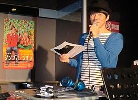 「シンプル・シモン」コラボイベントを開催したカジヒデキ「シンプル・シモン」