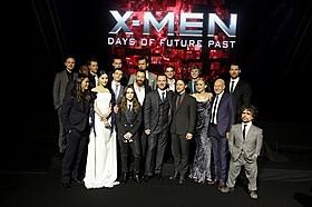 徹夜組も含め2000人のファンで会場は熱狂の渦「X-MEN:フューチャー&パスト」