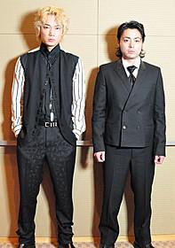 俳優としての互いを語り合った山田孝之と綾野剛「闇金ウシジマくん」