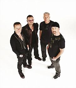 「マンデラ 自由への長い道」の主題歌を担当した「U2」「マンデラ 自由への長い道」