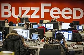 米ディズニーが買収を 画策していたBuzzfeed