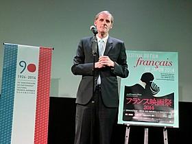 クリスチャン・マセ駐日フランス大使「グレート デイズ! 夢に挑んだ父と子」