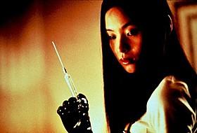日本作品で唯一ランクインした 三池崇史監督作「AUDITION オーディション」「AUDITION オーディション」