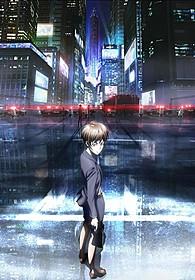 「PSYCHO-PASS サイコパス」キービジュアル「劇場版 PSYCHO-PASS サイコパス」