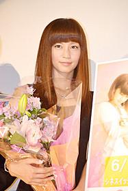 子宮頸がん検診を呼びかけた安田美沙子「いのちのコール ミセスインガを知っていますか」