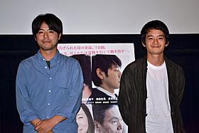 石井裕也監督と池松壮亮「ぼくたちの家族」