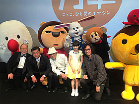 大阪ならではの賑やかな舞台挨拶に「円卓 こっこ、ひと夏のイマジン」