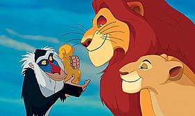 続編がテレビアニメ化される「ライオン・キング」「ライオン・キング」