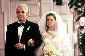 「花嫁のパパ」の一場面「花嫁のパパ」