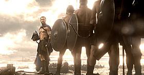俳優たちの鍛え上げられた肉体が躍動する 「300 リーハンドレッド 帝国の進撃」「300 スリーハンドレッド」