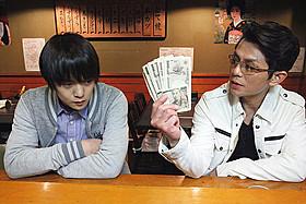 窪田正孝&的場浩司が主演する「ナニワ銭道」「カノジョは嘘を愛しすぎてる」