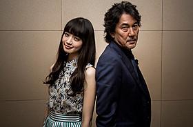 中島哲也監督「渇き。」で共演する役所広司&小松菜奈「パコと魔法の絵本」