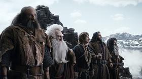 """旅の仲間たちは、ついに""""竜に奪われた王国""""にたどり着く!「ホビット 竜に奪われた王国」"""