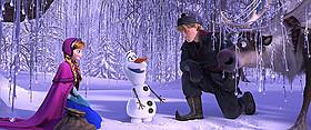 首位を守った「アナと雪の女王」「トランセンデンス」
