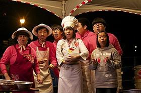 美食の街・台南を舞台に、伝説の料理人の娘が究極の料理に挑む「祝宴!シェフ」
