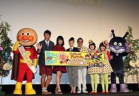 アンパンマンの声を担当してきた戸田恵子ら声優キャスト陣「それいけ!アンパンマン りんごぼうやとみんなの願い」