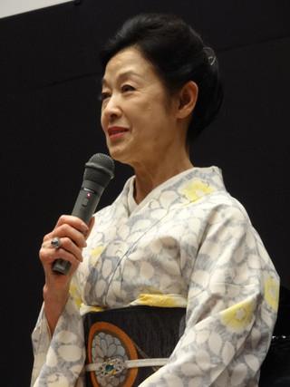 増村監督との思い出を語った若尾文子「清作の妻」