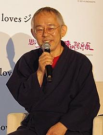 スタジオジブリの鈴木敏夫プロデューサー「思い出のマーニー」