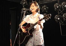 生演奏を披露した大原櫻子「カノジョは嘘を愛しすぎてる」