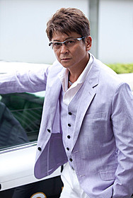 東映Vシネマ25周年記念作品 「25」に主演する哀川翔「静かなるドン」