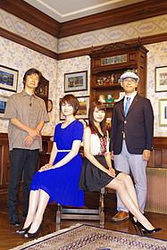 種田陽平氏がアニメの世界観を再現する展覧会「マーニー」
