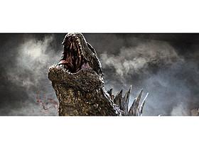 ハリウッド版続編におなじみの怪獣が3体登場「ゴジラ」